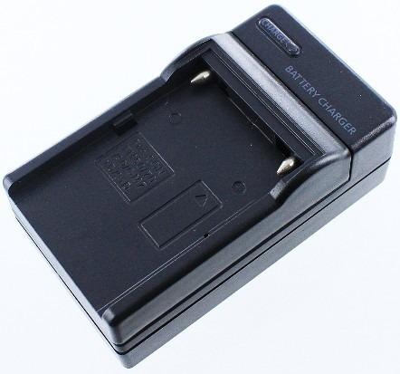 Carregador Para Bateria Sony Z7 Z5 Fx100 Hvr-hd-1000 Pd-170