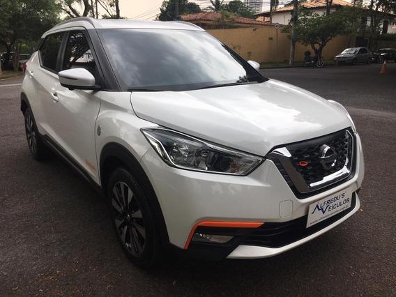 Nissan Kicks Rio 1.6 Automático Top De Linha 27.000 Km 2017