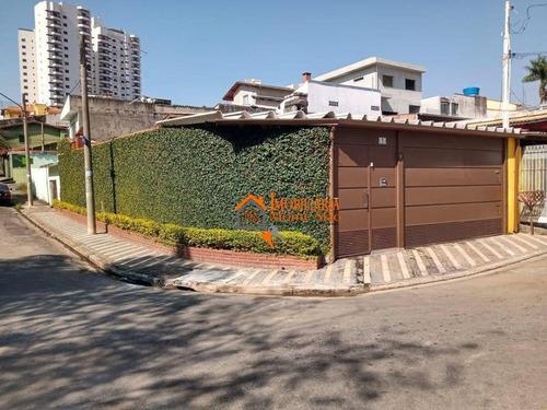 Casa Com 3 Dormitórios À Venda, 194 M² Por R$ 689.000,00 - Vila Rosália - Guarulhos/sp - Ca0392