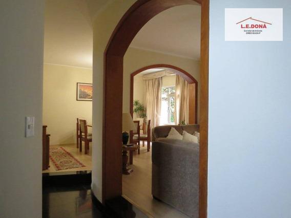 Sobrado Com 4 Dormitórios À Venda, 380 M² Por R$ 2.950.000 - Cidade São Francisco - São Paulo/sp - So0503