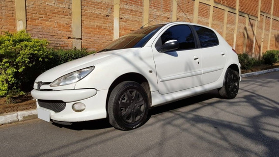 Peugeot 206 Completo Ótimo Estado - Parcelado No Cartão