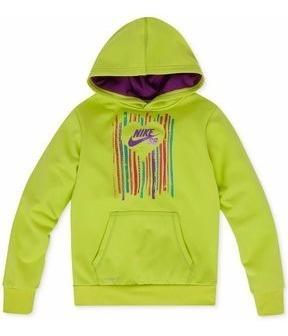Sweater Nike Therma Fit Sueter Niña Talla M Para 10 Años