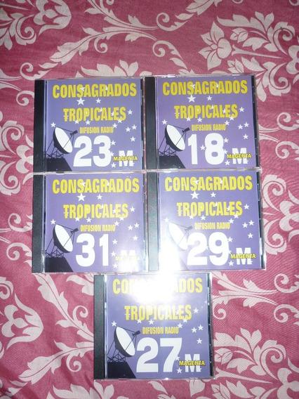 Lote 5 Cds Cumbia Del 90 Daniel Agostini Dora2 Ternura