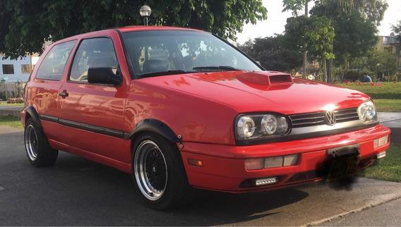 1995 Volkswagen Golf Gti Full Equipo Extras