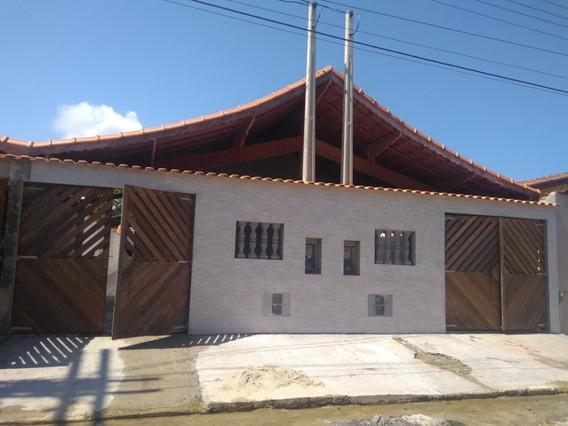 Casa Nova A 50 Metros Da Praia Por Apenas R$299.900 Mil