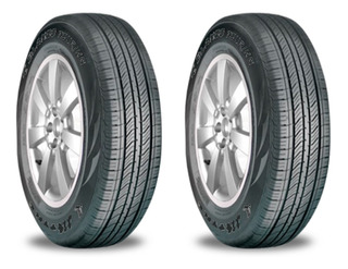 Paqute 2 Llantas 225/75 R16 Jk Tyre Elanzo Touring 104t