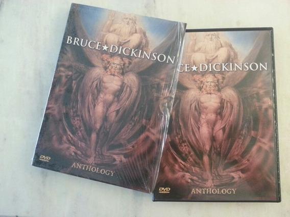 Bruce Dickinson - Anthology. Excelente Estado