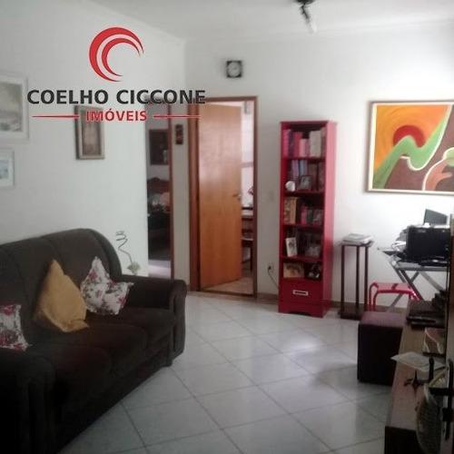 Imagem 1 de 14 de Apartamento Em Nova Gerti - Sao Caetano Do Sul - V-3935