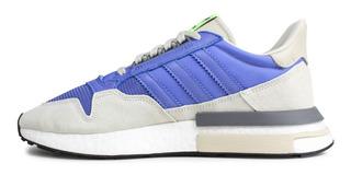 Tenis adidas Originals Zx 500 Rm Edición Especial 2019 Azul
