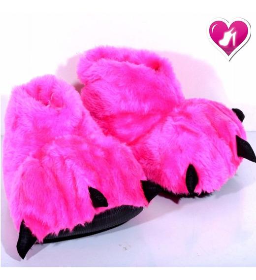 Pantuflas Garras Mujer Niñas/os Del 34 Al 40 De Shoes Bayres