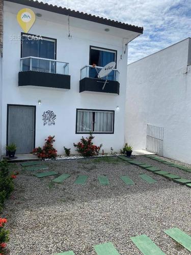 Imagem 1 de 16 de Casa 3 Quartos Em Colina De Laranjeiras - Ca0147