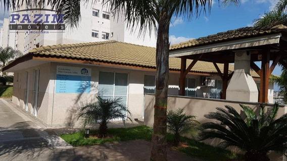 Apartamento Com 2 Dormitórios À Venda, 52 M² - Jardim Jurema - Valinhos/sp - Ap1578