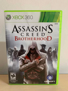 Videojuego Xbox 360 Assasins Creed Brotherhood Original