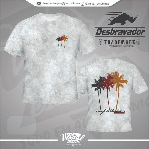 Camiseta Surf Colletion