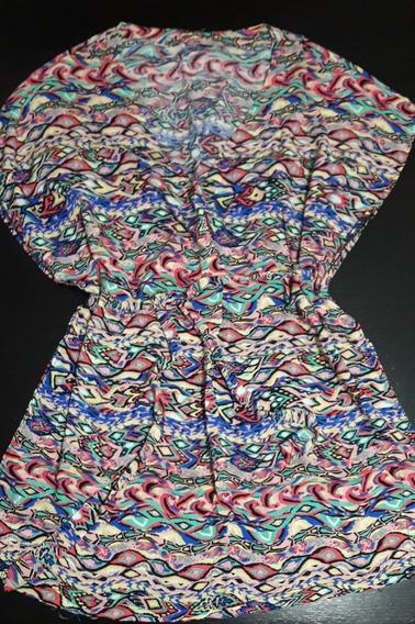 Vestido / Poncho Nuevo