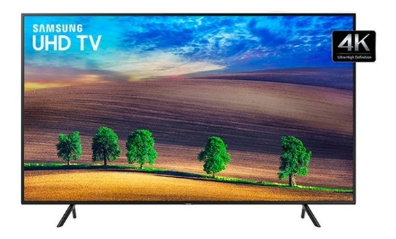 Smart Tv Samsung Uhd 4k Ru7100 65 , Visual Livre De Cabos