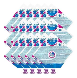Pack 15 Survimed Opd Hn Easybag 500ml Alimentacion Enteral
