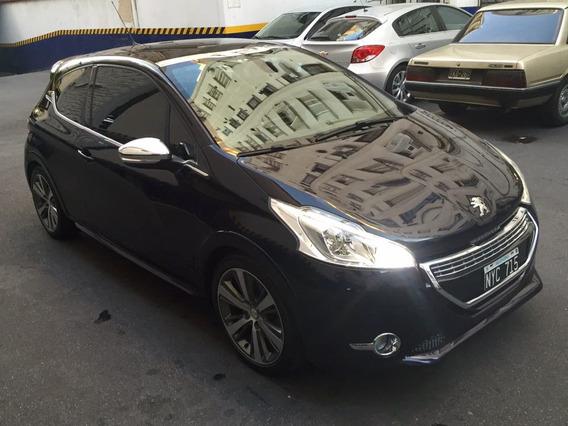 Peugeot 208 1.6 Xy 1.6 Thp 156 Cv 2014