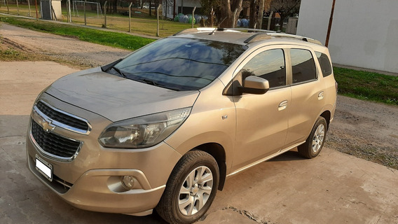 Chevrolet Spin Ltz 7 As.automatico