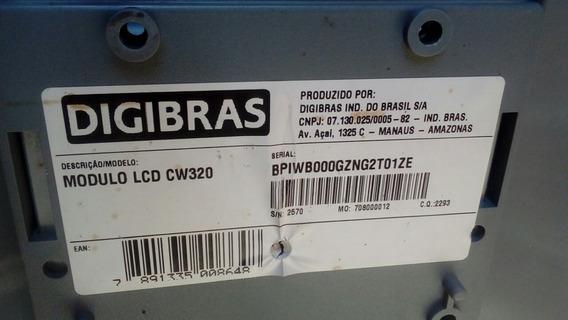Placa Da Fonte E Placa Principal Da Tv De Led Modelo Cw 320