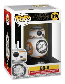 Funko Pop Star Wars 314 Bb-8 Nuevo Original Magic4ever