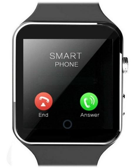 Smart Whatch Digital Relogio Conexão Celular Android Bluetoo
