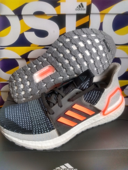 Tênis adidas Ultraboost 19 Solar Orange Tam 41 Original