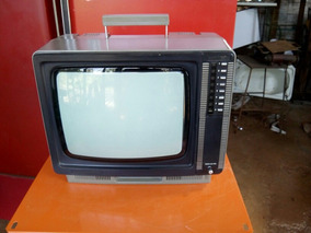Antiga Tv Sharp Do Brasil Seie N. 82513503 Modelo C-1402avhf