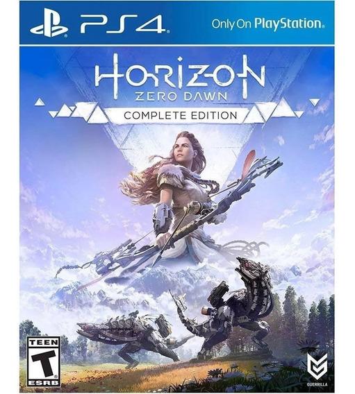 Horizon Zero Dawn Complete Ps4 Digital Primária Env Imediat