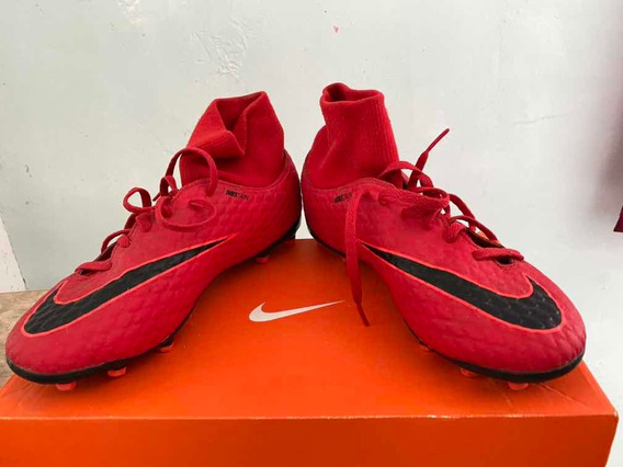 Tacos Nike Jr Hypervenom Phelon 3 Df Fg #4