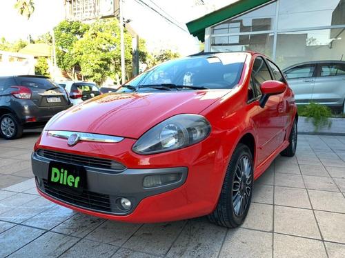 Fiat Punto Sporting 1.6 16v 2015 5ptas Nafta 46655831