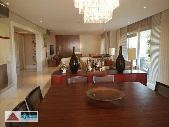 Apartamento À Venda, 355 M² Por R$ 3.800.000,00 - Jardim Anália Franco - São Paulo/sp - Ap5779