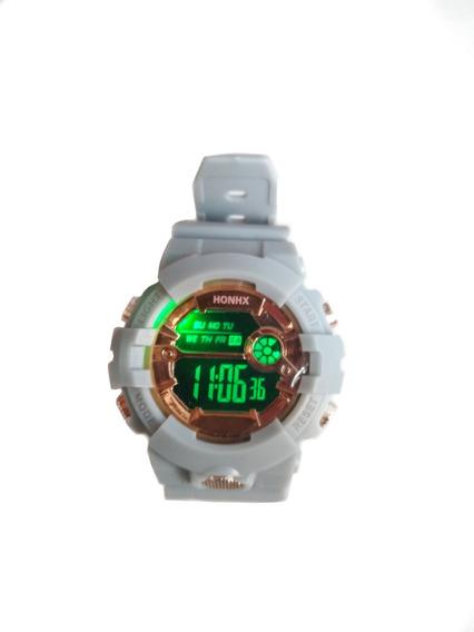 Relógio Honhx, Prova D