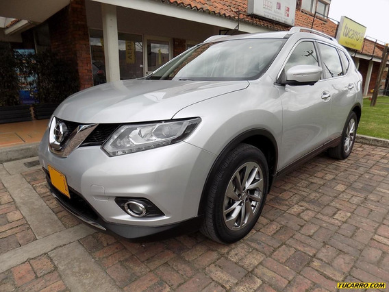 Nissan X-trail T32 Exclusive 2.5cc 4x4 At Aa