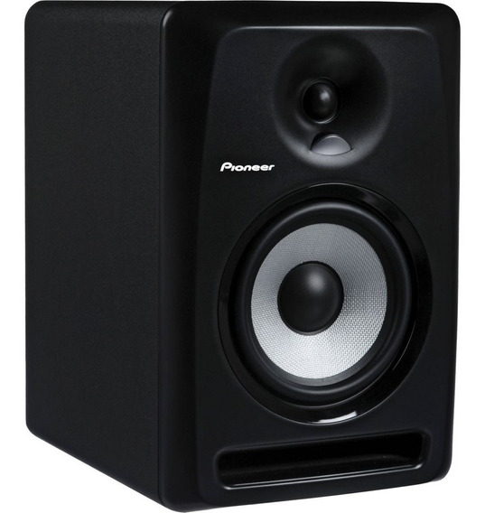 Par Monitor Studio Caixa De Som Pioneer S Dj 60x - Sdj 60x