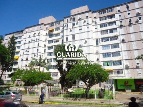 Imagem 1 de 10 de Apartamento Para Aluguel, 1 Quarto, Humaita - Porto Alegre/rs - 4747