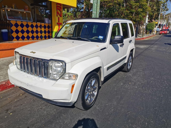 Jeep Liberty 2008 Americana Limited Sky Slider