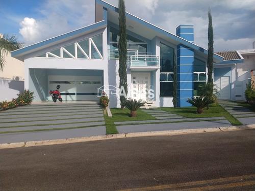 Excelente Casa, Jd. Dos Lagos, 4 Suites, Aquecimento Solar, Indaiatuba, Otima Localização - Sb00492 - 33258905