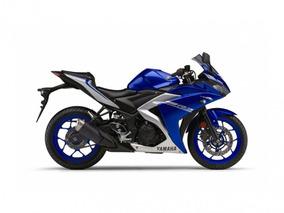 Yamaha Yzf R3 - 0 Km - Azul - Expomoto