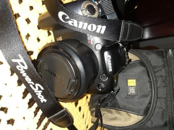 Maquina Fotografica E Filmadora Canon