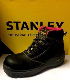 Bota Industrial Para Dama Stanley St620 #5