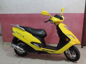 Suzuki Burgman 125i 2014 28 Mil Km