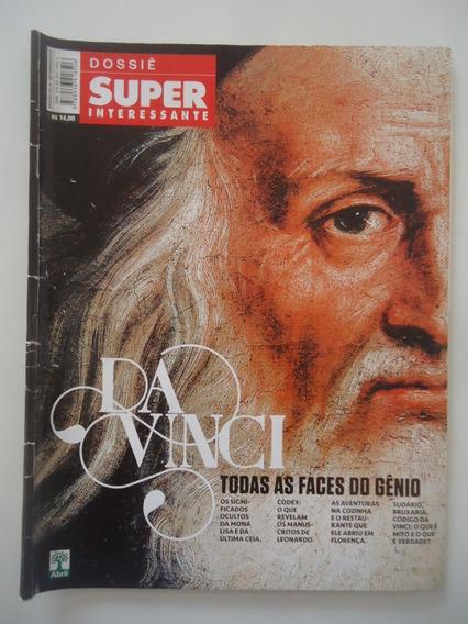 Dossiê Super Interessante #351-a Leonardo Da Vinci