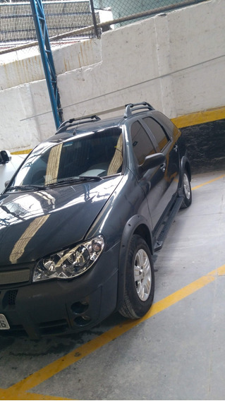Fiat Palio Weekend Adventure 1.8 8v (flex) Flex Manual