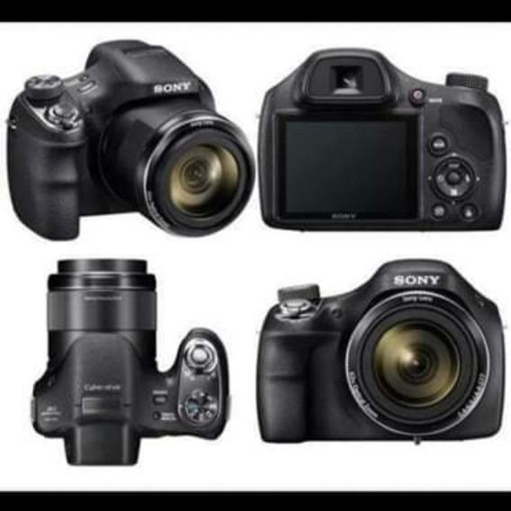 Câmera Semi Profissional Sonyh400