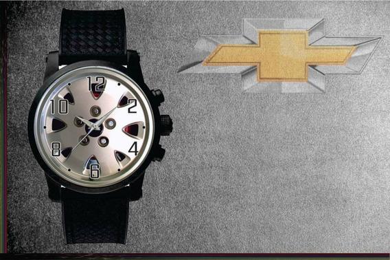 Relógio De Pulso Personalizado Roda Opala - Cod.gmrp114