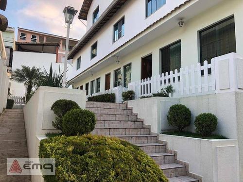 Sobrado Com 3 Dormitórios, 1 Suíte À Venda, 116 M² Por R$ 520.000 - Jardim Leonor Mendes De Barros - São Paulo/sp - So0220