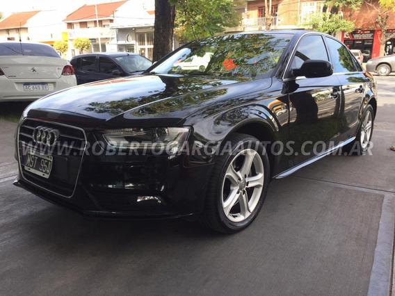 Audi A4 2.0 Turbo Multitronic 2013