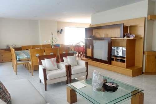 Renta De Penthouse 2 Niveles En Lindavista Pernambuco $38,000.00 Amueblado