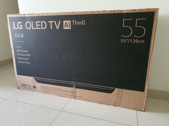 Smart Tv 4k Lg Oled Ai 55 Ultra Hd